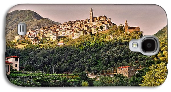 Europa Galaxy S4 Cases - Montalto Ligure - Italy Galaxy S4 Case by Juergen Weiss