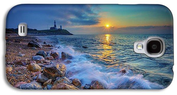 Montauk Sunrise Galaxy S4 Case