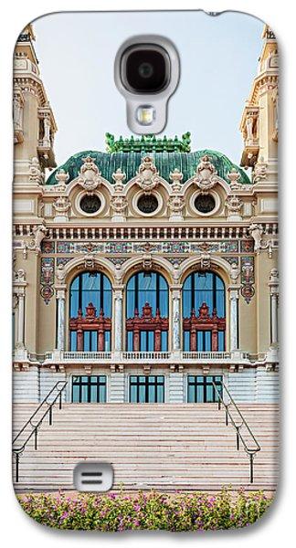 Monte Carlo Casino In Monaco Galaxy S4 Case
