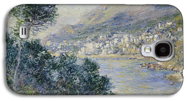 Monte Carlo Galaxy S4 Case by Claude Monet