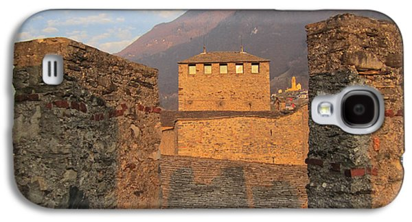 Montebello - Bellinzona, Switzerland Galaxy S4 Case by Travel Pics