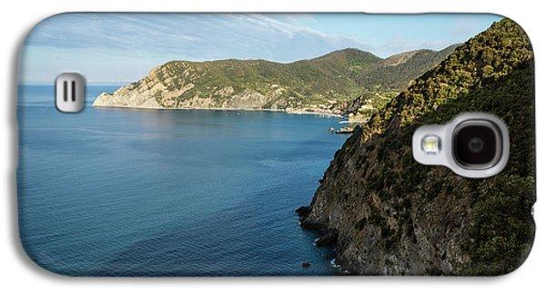 Monterosso And The Cinque Terre Coast Galaxy S4 Case