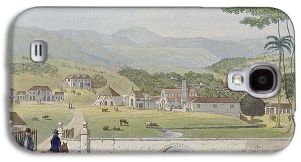 Montpelier Estates - St James Galaxy S4 Case