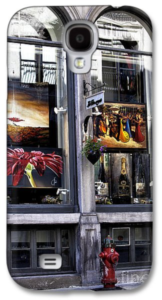 Montreal Art Gallery Galaxy S4 Case by John Rizzuto