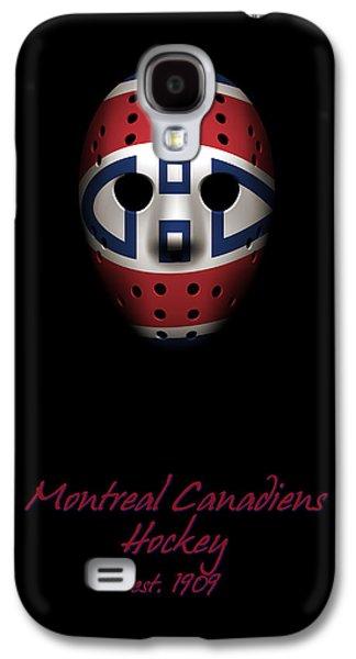 Montreal Canadiens Established Galaxy S4 Case by Joe Hamilton