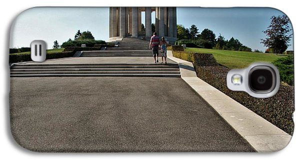 Galaxy S4 Case featuring the photograph Montsec American Monument by Travel Pics