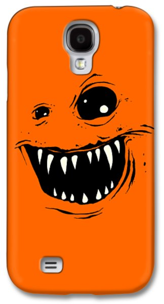 Monty Galaxy S4 Case by Nicholas Ely