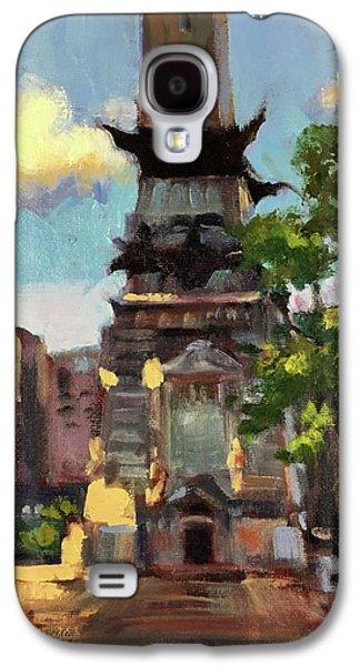 Monumental Summer Galaxy S4 Case