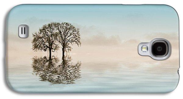 Moody Trees Galaxy S4 Case by Jean Noren