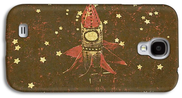 Moon Landings And Childhood Memories Galaxy S4 Case by Jorgo Photography - Wall Art Gallery