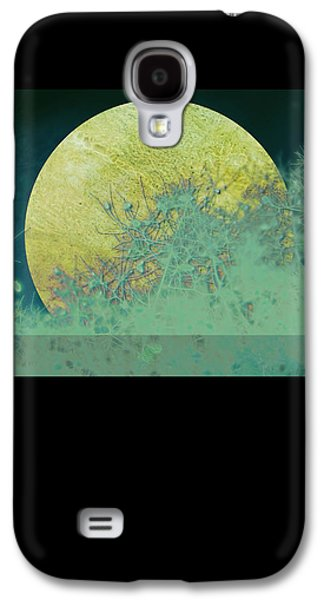 Moon Magic Galaxy S4 Case by Ann Powell