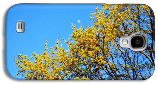 Moon Shine Galaxy S4 Case by Brynn Ditsche