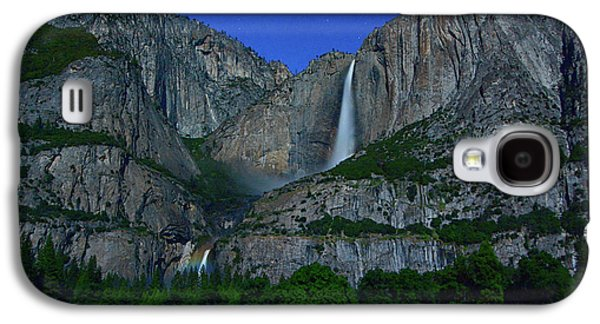 Moonbow Yosemite Falls Galaxy S4 Case