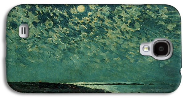 Moonlight Galaxy S4 Case by Childe Hassam