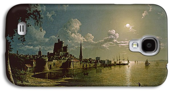 Moonlight Scene Galaxy S4 Case by Sebastian Pether