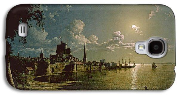 Moonlight Scene Galaxy S4 Case