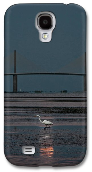 Moonlight Stroll Galaxy S4 Case