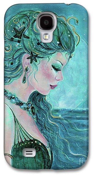 Moonlit Mermaid Galaxy S4 Case