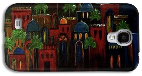 Moonlit Night Galaxy S4 Case by Siran Ajel