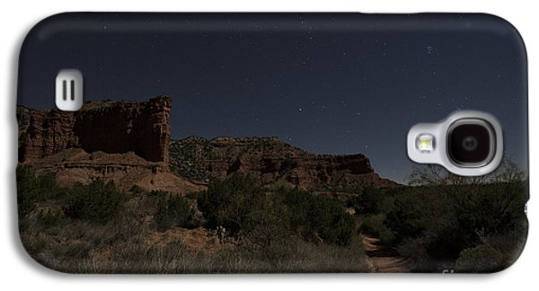 Moonlit Path Galaxy S4 Case by Melany Sarafis
