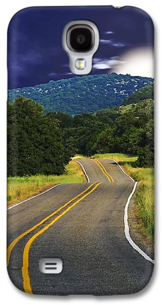 Moonrise Galaxy S4 Case by Wendy J St Christopher