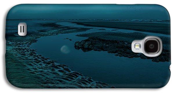 Moonscape 4 Galaxy S4 Case