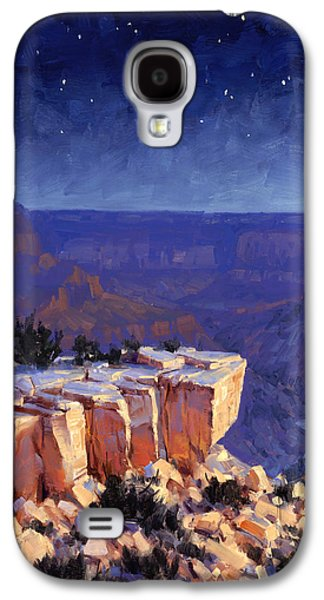 Grand Canyon Galaxy S4 Case - Moran Nocturne by Cody DeLong