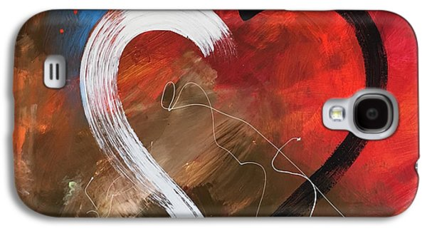 More Love Galaxy S4 Case by Germaine Fine Art