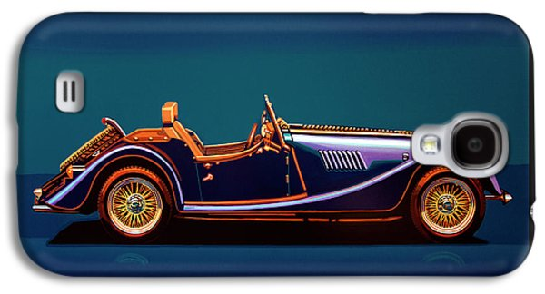 Morgan Roadster 2004 Painting Galaxy S4 Case