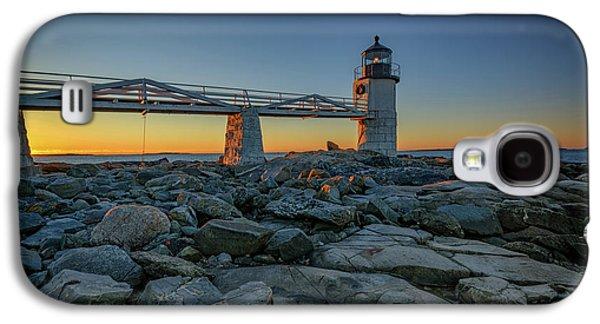 Morning At Marshall Point Galaxy S4 Case by Rick Berk