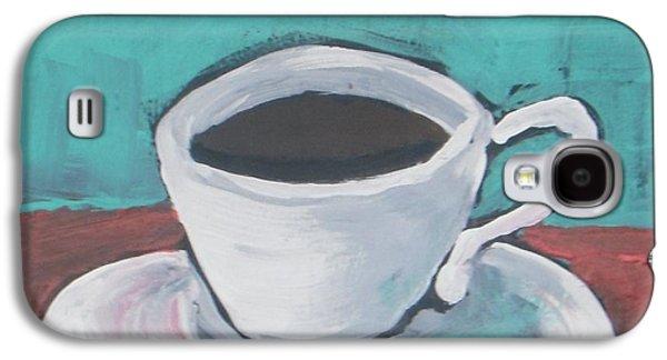 Morning Coffee Galaxy S4 Case