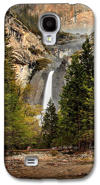 Yosemite National Park Galaxy S4 Case - Morning Delight by Az Jackson
