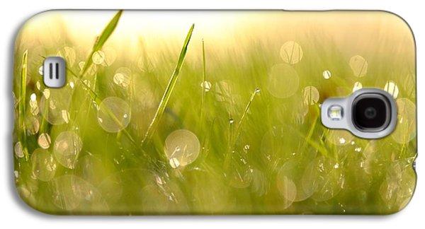 Morning Dew Galaxy S4 Case