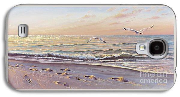 Morning Glisten Galaxy S4 Case by Joe Mandrick