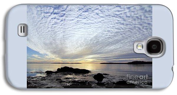 Morning Glory Galaxy S4 Case by Scott Nelson