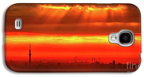 Morning Glow Galaxy S4 Case
