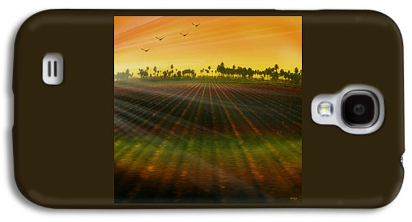 Morning Has Broken Galaxy S4 Case by Holly Kempe