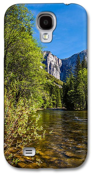 Yosemite National Park Galaxy S4 Case - Morning Inspirations 1 Of 3 by Az Jackson