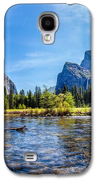 Yosemite National Park Galaxy S4 Case - Morning Inspirations 2 Of 3 by Az Jackson