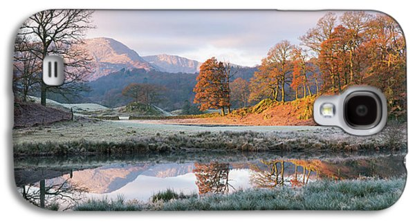 Morning Light Over The Brathay Galaxy S4 Case by Tony Higginson