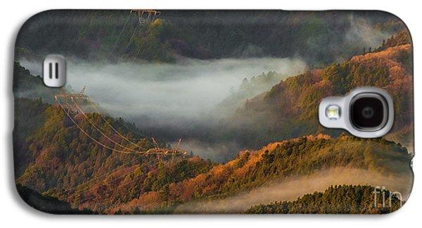 Morning Light Galaxy S4 Case by Tatsuya Atarashi