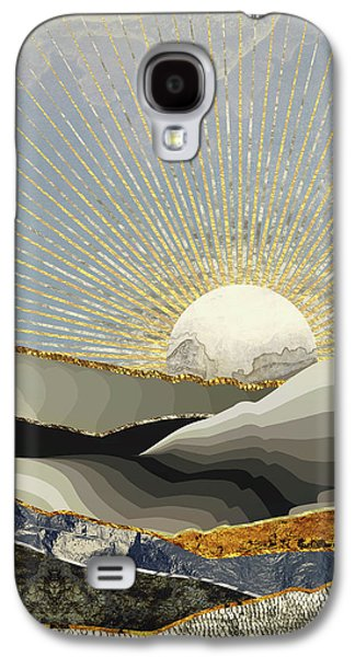Morning Sun Galaxy S4 Case by Katherine Smit