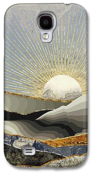 Landscapes Galaxy S4 Case - Morning Sun by Katherine Smit