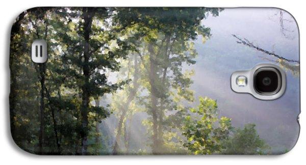 Morning Sun Galaxy S4 Case by Kristin Elmquist