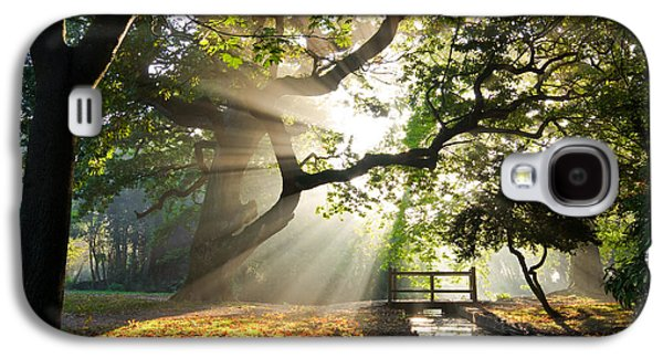 Morning Sunrise In Hampden Park Galaxy S4 Case