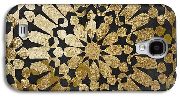 Moroccan Gold Iv Galaxy S4 Case by Mindy Sommers