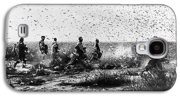 Morocco: Locusts, 1954 Galaxy S4 Case