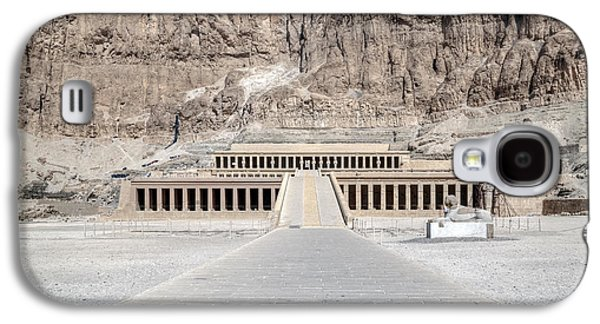 Mortuary Temple Of Hatshepsut - Egypt Galaxy S4 Case