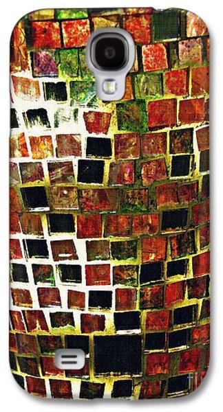 Mosaic 16 Galaxy S4 Case by Sarah Loft