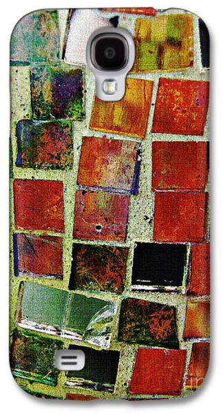 Mosaic 17 Galaxy S4 Case by Sarah Loft